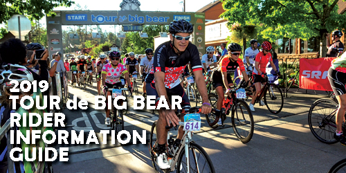 2019 Tour de Big Bear Rider information guide