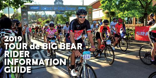 2019 Tour de Big Bear Rider information guide