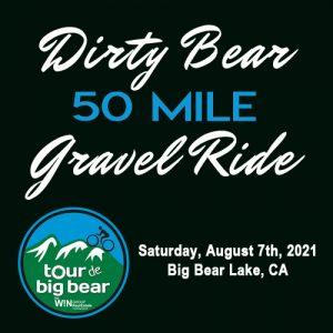 Dirty Bear 50 Gravel Ride Big Bear